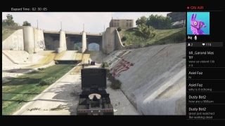Grand Theft Auto 5  Story mode part  2  (PS4)
