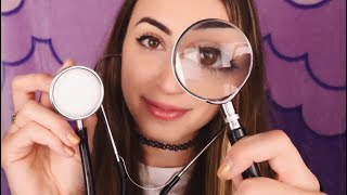 ASMR Unconventional & Relaxing Eye Exam