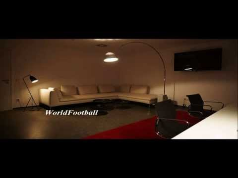 Check out the office of Pep Guardiola in FC Bayern Munich