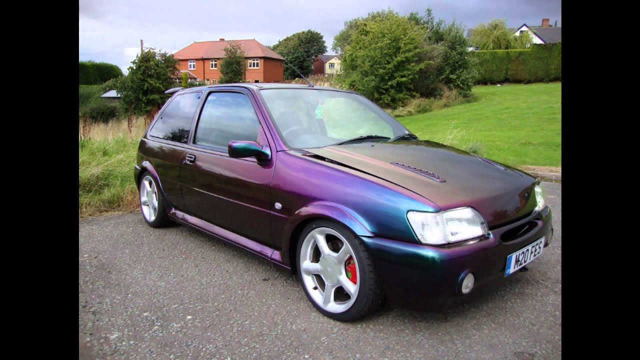 Mk3 Ford Fiesta Si 2 0 Conversion Youtube