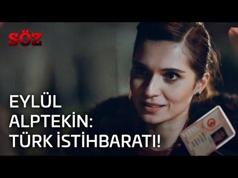 Söz | 28.Bölüm - Eylül Alptekin: Türk İstihbaratı!