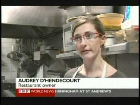 BBC World News Fine Dining in France