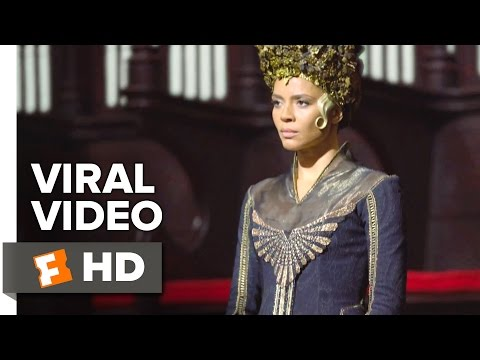 Fantastic Beasts and Where to Find Them VIRAL VIDEO - Harry Potter Celebration (2016) - Movie HD