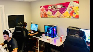 KUNGARNA GFUEL WORLD CUP BOOTCAMP TOUR!