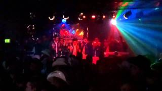 Banda La  Escamilla En El Cocoboom Night Club 09 10 2010 Part 2