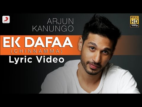 Ek Dafaa - Arjun Kanungo | Official Lyric Video | Chinnamma thumbnail