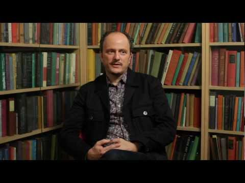 Jeffrey Eugenides on Writing, The Marriage Plot, and Nabokov