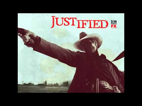 Justified || Brad Paisley - Youll never leave harlan alive.