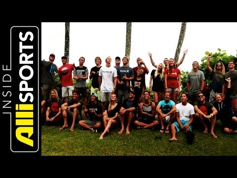 Nike Team Surfs Over to Join Hurley in 2013 Merger | Inside Alli Sports