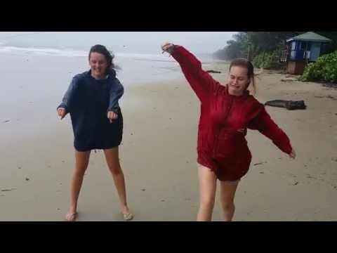 Cyclone Ita - Port Douglas Beach