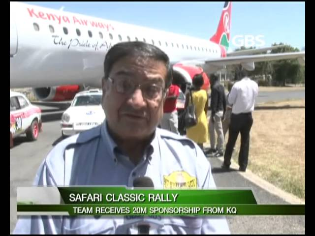 SAFARI CLASSIC RALLY
