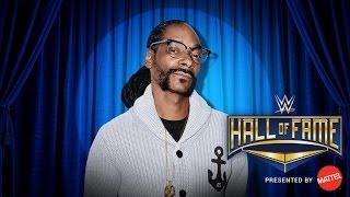 download lagu Snoop Dogg Joins The Wwe Hall Of Fame Class gratis