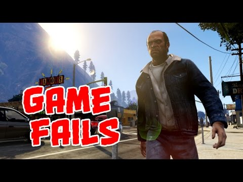 Game bugs and glitches compilation – GTA, Far Cry, Assassin's Creed