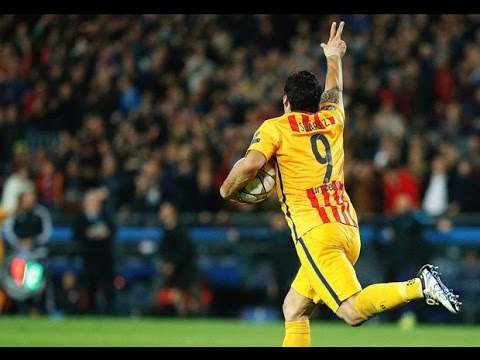 Barcelona 2 - 1 Atletico Madrid 2016 ~ Highlights & Full Match (Champions League 6 April 2016)