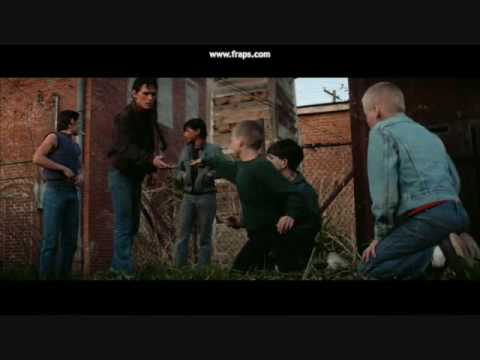 The Outsiders - Dally Doesn't Like Little Kids