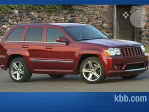 Jeep Grand Cherokee Video Review - Kelley Blue Book Video