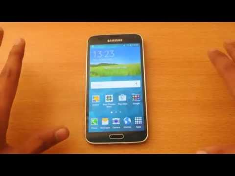 Samsung Galaxy S5 Android 5.0 Lollipop - Battery Life Review HD