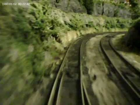 Micro Camera on DCC Model Railway with Sound! Filmed with MC500 Train Camera