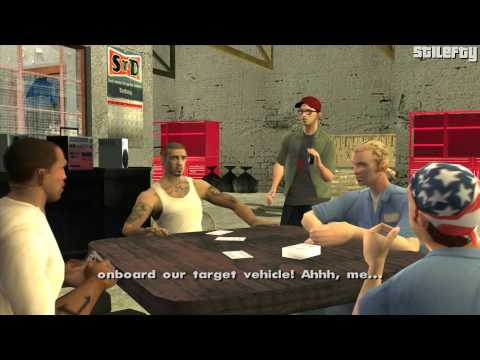 GTA San Andreas - Mission #61 - Zeroing In