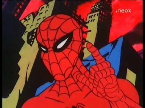 Imagenes de caricaturas del hombre araña - Imagui