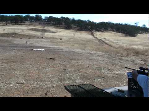 Bulls eye uncle porno shooting 30-06-hmong shooting range