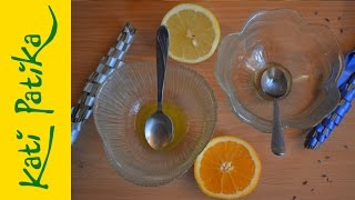 Kati-patika - Bőrápolás olajokkal (gyógynövények, természetgyógyászat)