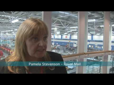 The Orchardville Society and Royal Mail