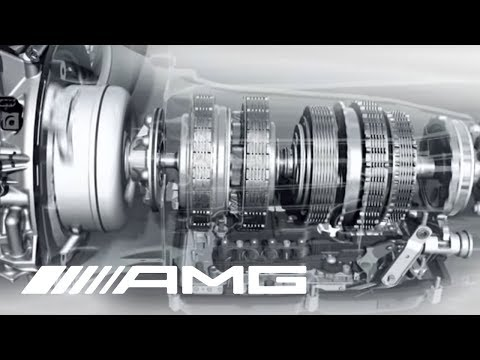 AMG 5.5-liter V8 Biturbo Engine