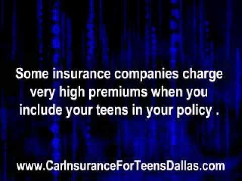 5 Tips to Lower the Rate of Car Insurance for Teenagers