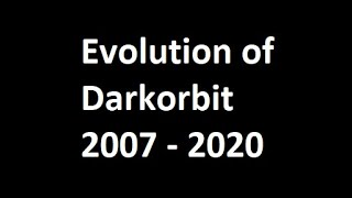 DarkOrbit - Evolution of Darkorbit (2007 - 2020)