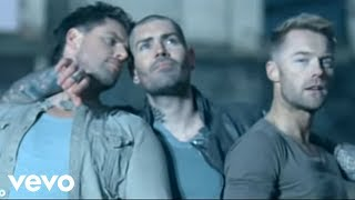 Клип Boyzone - Love Is A Hurricane