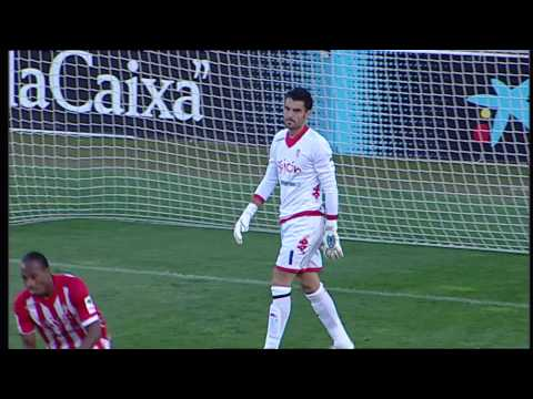 La Liga | Gol de Luis Alberto (1-0) en el FC Barcelona B - Sporting de Gijón
