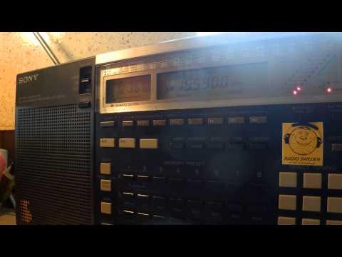 24 04 2015 Radio Free North Korea in Korean to NEAs 1235 on new 15590 Dushanbe, ex 9330