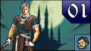 Detonado - Castlevania: Circle of the Moon - 01 - Cerberus