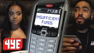 INSUFFICIENT FUNDS ON A DATE