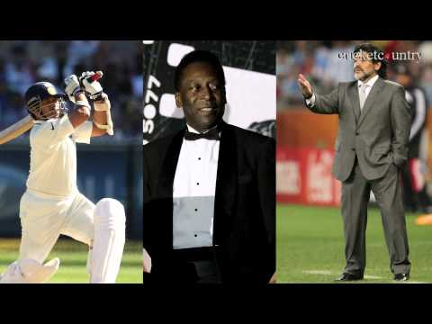 Sachin Tendulkar is Pele and Maradona put together: Allan Donald