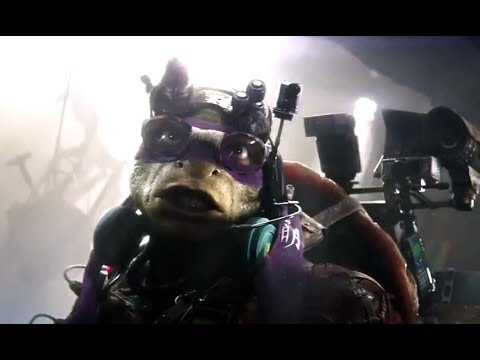 Teenage Mutant Ninja Turtles Official Trailer #2 (2014) Megan Fox, William Fichtner HD
