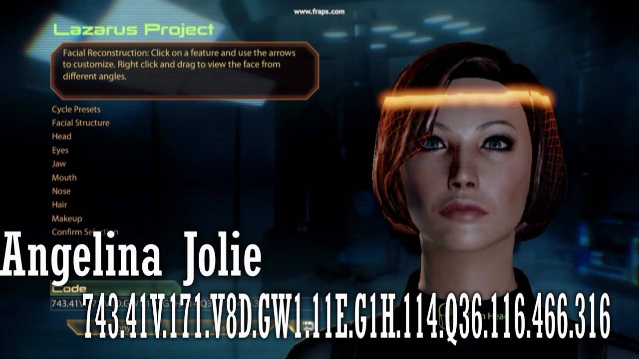 Top 8 Mass Effect 3 Character Lookalikes - Gameranx