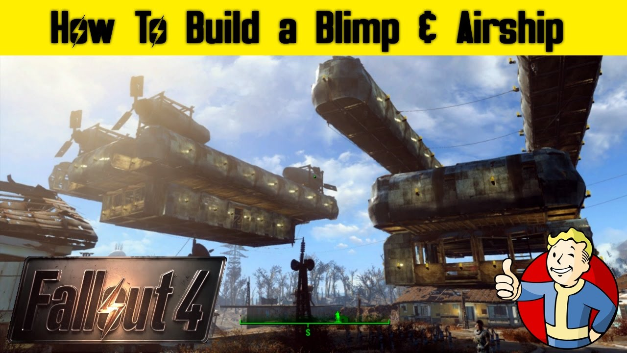 How to Build a Blimp advise