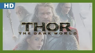 Thor: The Dark World (2013) Trailer