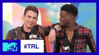 First CD's, Concerts & More w/ TRL Hosts, DC Young Fly & Erik Zachary | #TRL | MTV