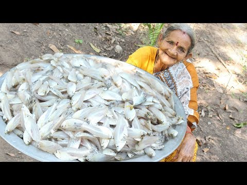 1000 Simple Fish Curry || Traditional Fish Recipes By My Grandma || Myna Street Food
