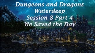 Watch Waterdeep The Day video