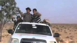 ثوار جبل نفوسة | معركة تطهير منطقة الصيعان | 31-7-2011