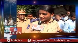 Khairatabad Ganesh Shobha Yatra 2018 LIVE Updates | hmtv