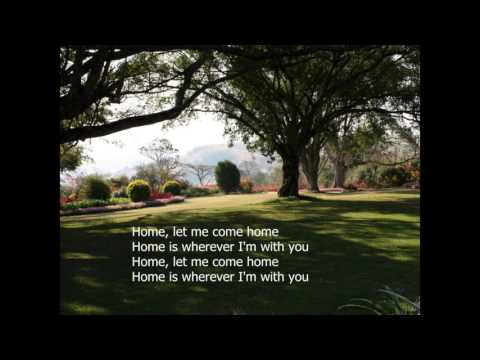 Home sung by Andrew Culverwell