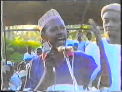 Sheikh Shariff The Islamic Preacher In Pemba.flv