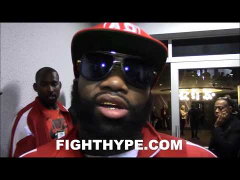 ADRIEN BRONER FIRST INTERVIEW AFTER RELEASE FROM JAIL: COMMENTS ON MAYWEATHER, FUTURE, AND MORE