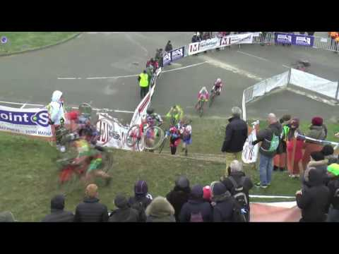 CoupeFrance Cyclocross nommay 11dec2016 Cadets