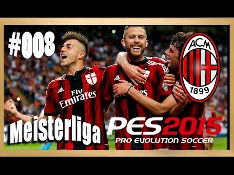 PES 2015 Meisterliga #008 | Nach Europa nun wieder Liga-Alltag in Genoa [Deutsch/ᴴᴰ]
